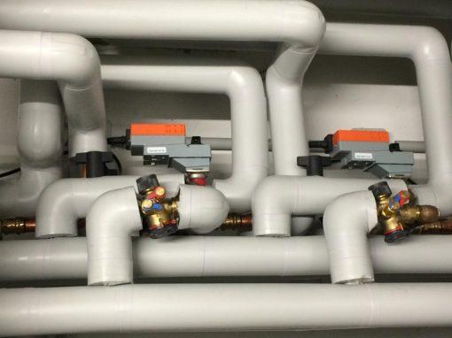 PVC-Ummantelungen